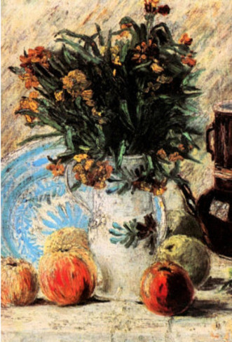 vincent-van-gogh-vase-with-flowers-coffeepot-and-fruit-art-print-poster